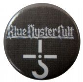 Blue Oyster Cult - 'Logo' Button Badge